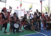 Tambores  urbanda show tambor calipso samba maraca