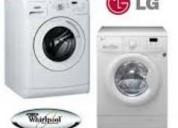 Técnico autorizado lg neveras lavadoras