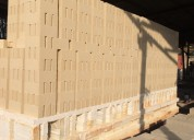 Fabrica de ladrillos refractarios silico aluminoso