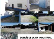 terreno con construccion av industrial barinas