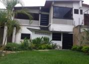 Casa en venta en el limon maracay 3 dormitorios 351 m2