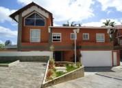 Casa en venta en oripoto caracas 4 dormitorios 450 m2