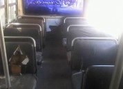 Vendo o cambio mi bus mercedes benz om 314