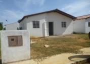 Casa en venta en guanadito punto fijo 3 dormitorios 85 m2