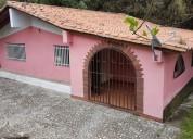 casa en venta en el rosal tabay 3 dormitorios 109 m2