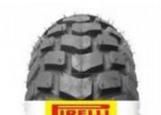 Cauchos pirelli para moto, delanteros rin 21