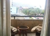 Vendo cómodo apartamento con bella vista al mar