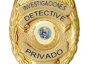Detective privado en caracas