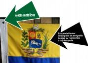 Banderas - estandartes - bordados - estampados
