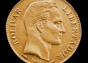 compra de monedas de oro y plata antiguas