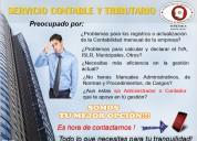 Servicio contable y tributario