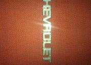 Emblema chevrolet t