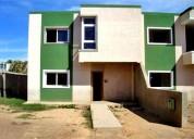 Townhouse en venta en casacoima punto fijo 3 dormitorios 150 m2