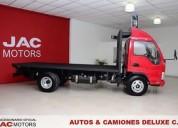 Camion jac bajo financiamiento