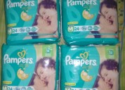 Pañales pampers talla m