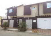 Casa en venta en judibana punto fijo 4 dormitorios 440 m2