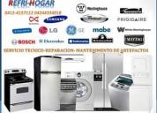 Reparacion de lavadoras secadoras neveras lg