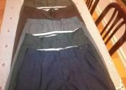 Pantalones de vestir de lino para caballeros