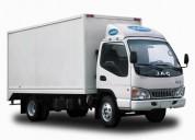 Camion jac 5t