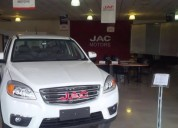 Camionetas jac 2018 financiadas