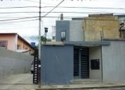 Townhouse en venta en el limon maracay 3 dormitorios 117 m2