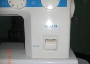 Maquina de coser yamata fy812