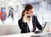 Empresa internacional requiere asistente de empres