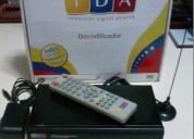 Decodificador television digital abierta