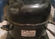 Compresor dañado de nevera r134a d 3 tubos