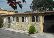 Casa en venta en los montes verdes los teques 3 dormitorios 245 m2