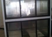 Nevera vitrina exhibidora vertical 6 puertas