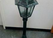 Faroles, luminarias, lámparas