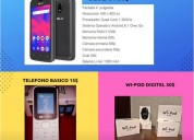 Telefonos y wi-pod