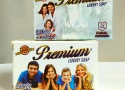 Jabón premium de 75 gramos