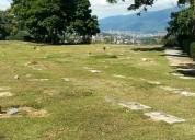 Parcela en venta cementerio del este la guairita