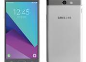 Teléfono nuevo samsung galaxy j3 prime plata 4g lt