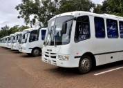 Autobus encava nuevas en ventas
