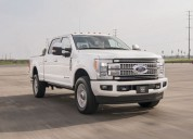 Se vende camioneta ford super duty f-250
