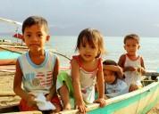 Ayuda voluntaria para niños