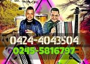 Grupo de vallenato en vivo