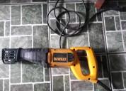 Segueta electrica dewalt