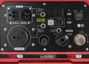 Planta elÉctrica infinite generador 2000w.