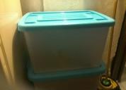 Caja plástica multiuso