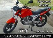 Moto nueva  hj cool haojue suzuki... 700$..