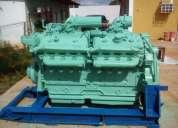 Detroit diesel 16 va 71 motor nuevo.