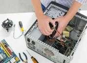 Reparación computadores pc formateo respaldo de datos redes
