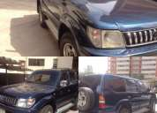 Toyota prado 2001 automatica maracaibo