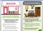 Ingenieros tasadores certificados para avaluos inmobiliarios