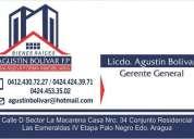 Profesional inmobiliario en carabobo