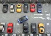 Createcve sistema de control y gestion de estacionamientos